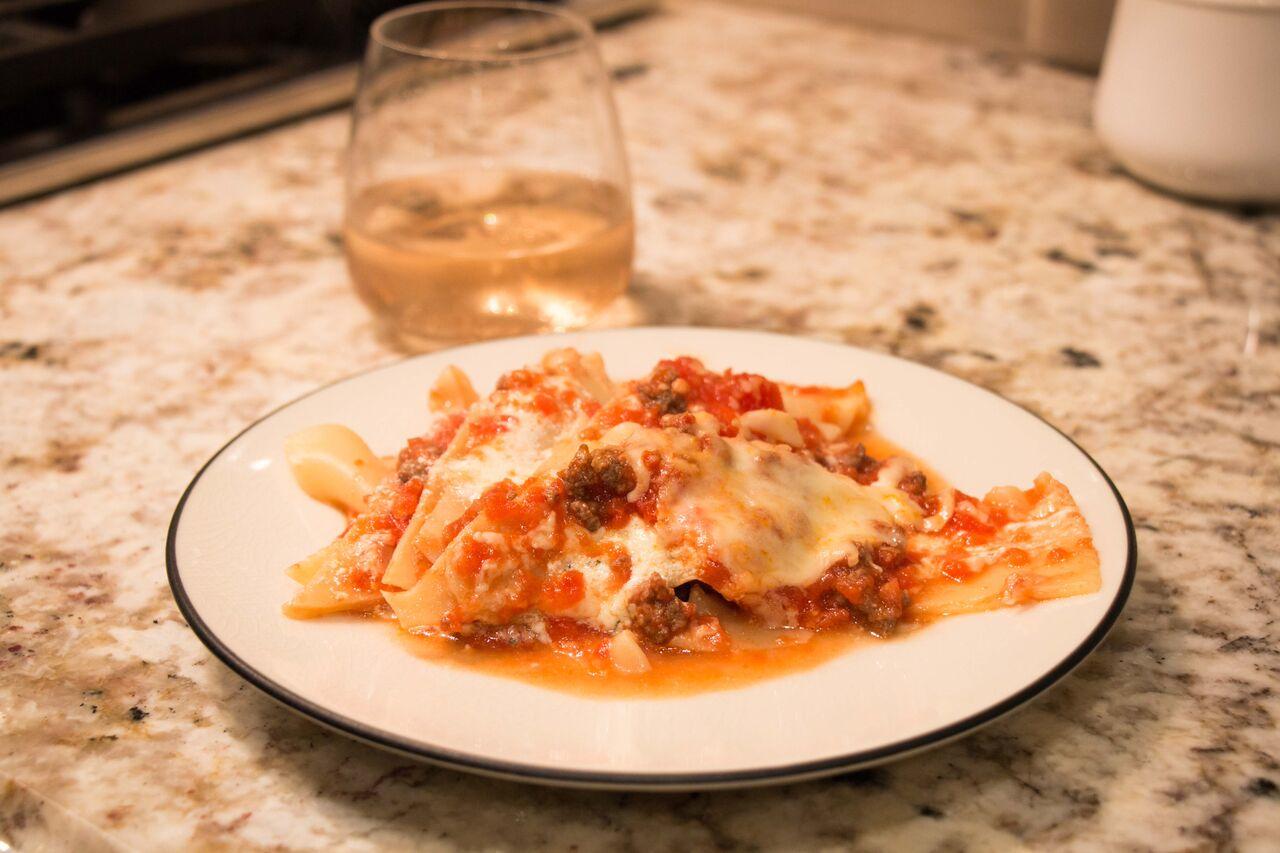 recipe: skillet lasagna cooks illustrated [38]